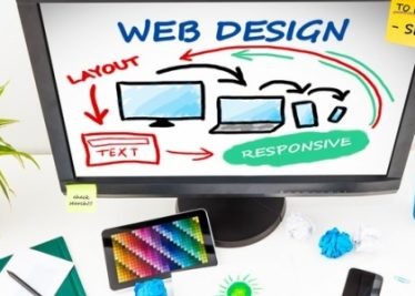 How does a web design company help