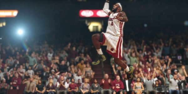 The Best Basketball Video Game NBA 2K18