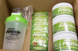 best green powder