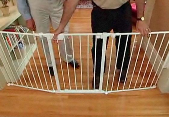 Retractable Baby Gates