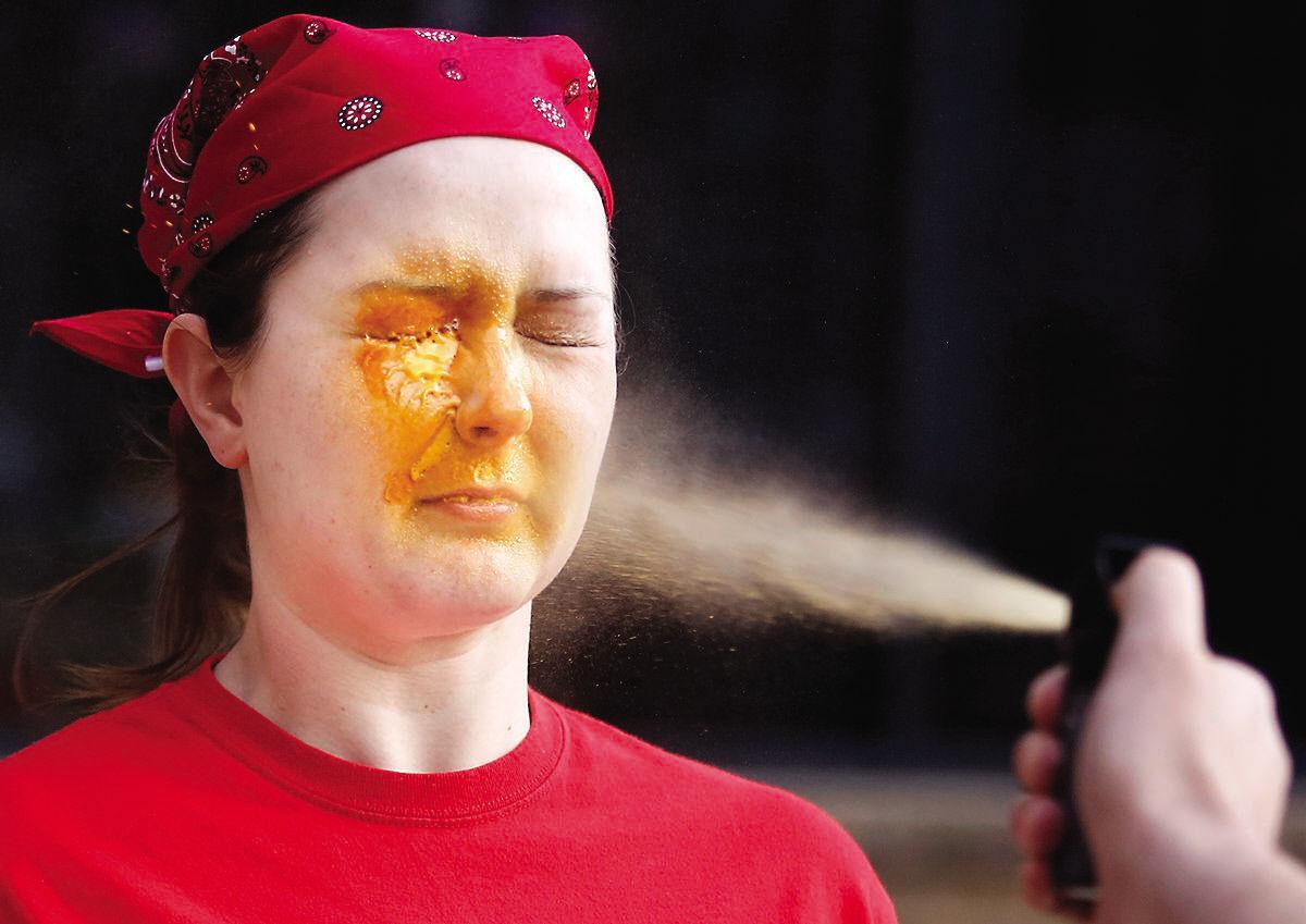 Types of Pepper Sprays
