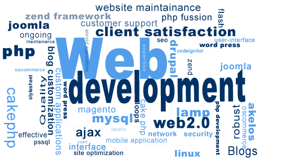 Web development in Sydney