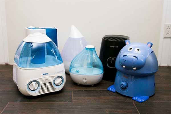 Determine the most suitable humidifier for your residence